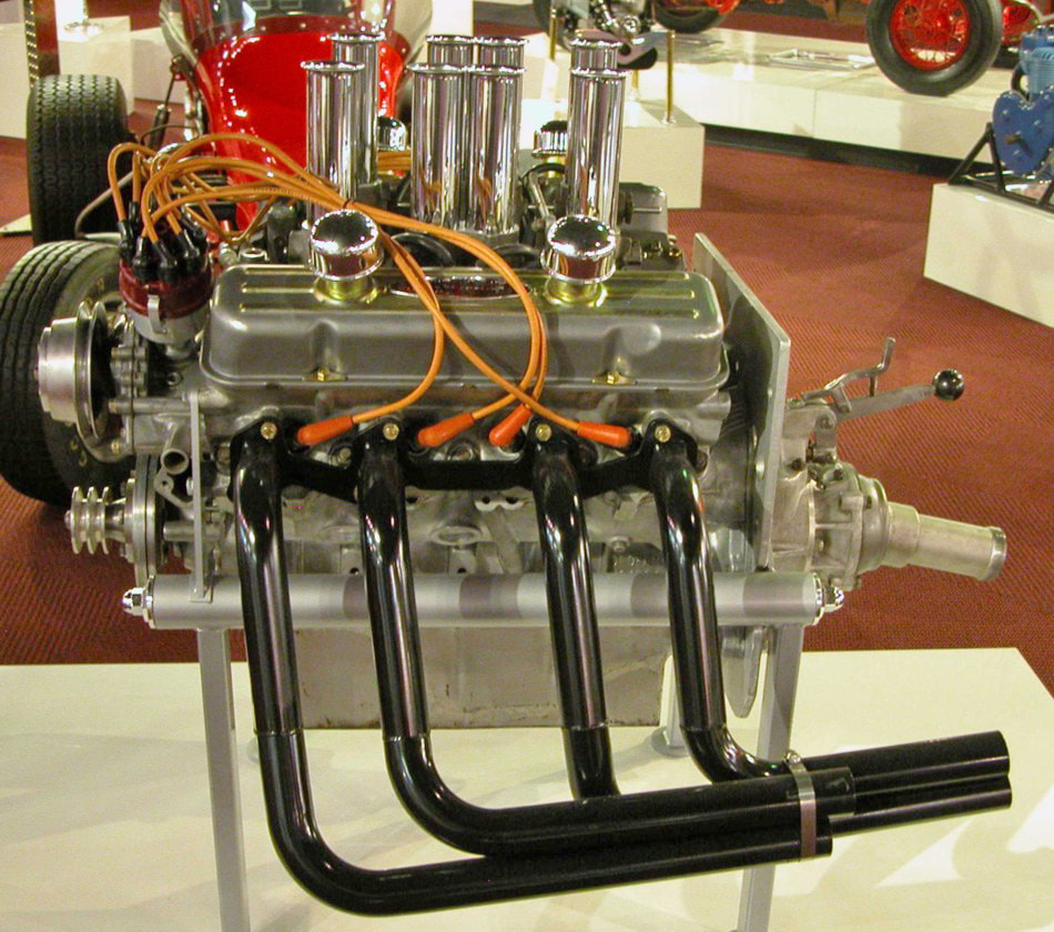 V 8 Cylinder Oldsmobile 215 Speedway Motors Museum Of American Speed 235 Chevy Wiring Hot This Plugin Is Unclaimed Sign Up To Activate It