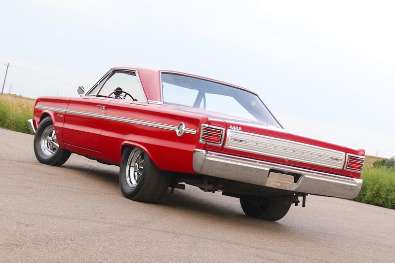 1966 Plymouth Hemi Belvedere Speedway Motors Museum Of American Speed